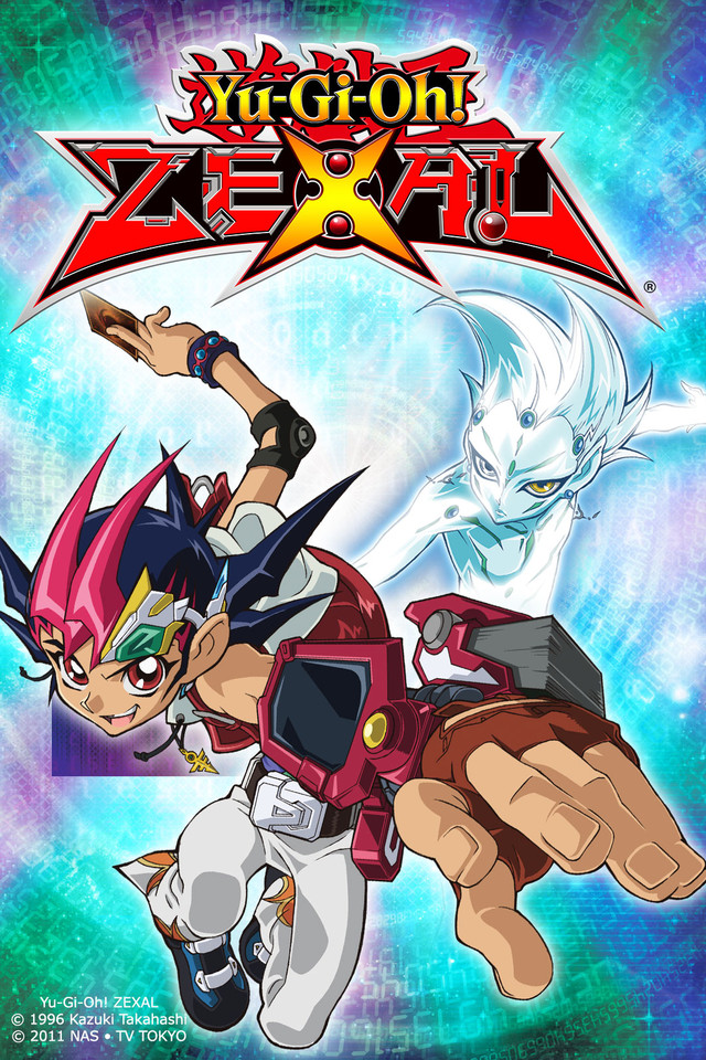Nice Images Collection: Yu-Gi-Oh! Zexal Desktop Wallpapers