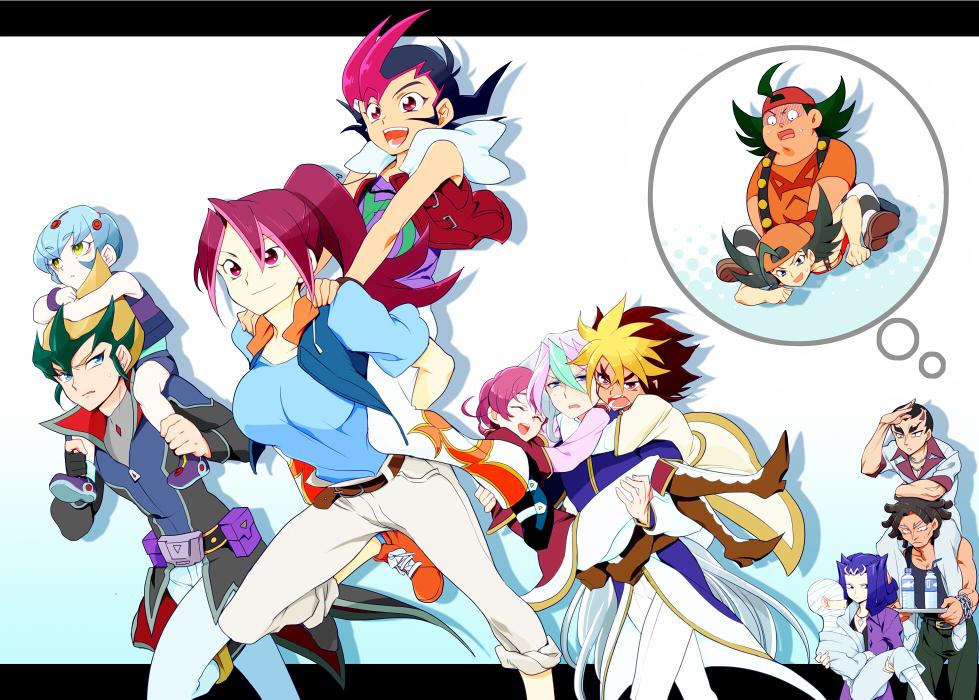 Yu-Gi-Oh! Zexal HD wallpapers, Desktop wallpaper - most viewed