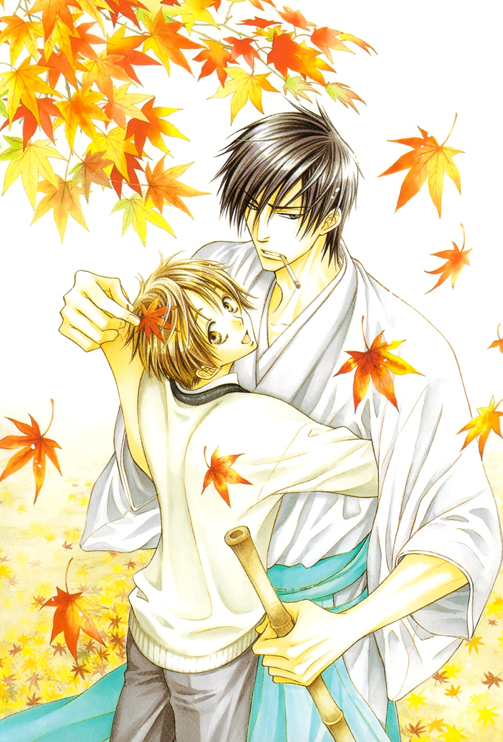 HD Quality Wallpaper   Collection: Anime, 1000x1473 Yume Musubi Koi Musubi