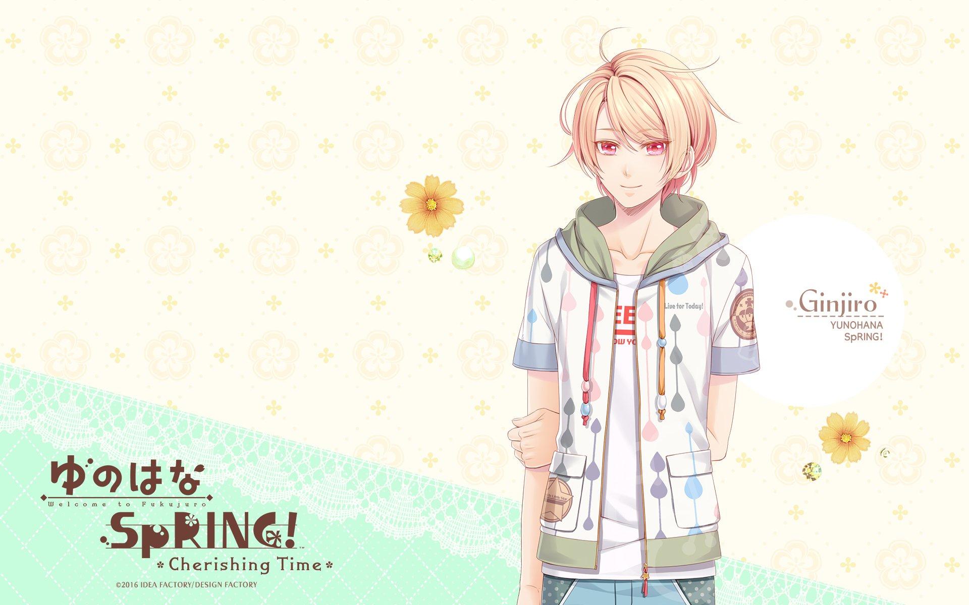 Images of Yunohana Spring! Cherishing Time | 1920x1200