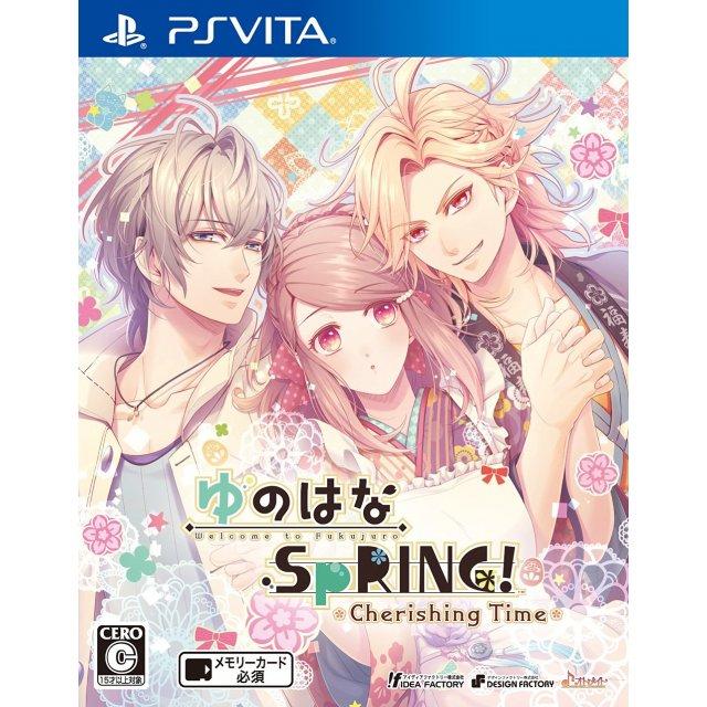 HQ Yunohana Spring! Cherishing Time Wallpapers | File 95.3Kb