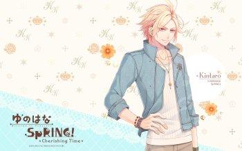High Resolution Wallpaper | Yunohana Spring! Cherishing Time 350x219 px