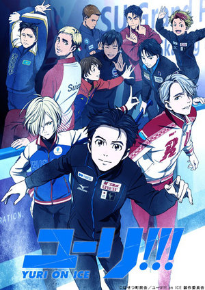HD Quality Wallpaper | Collection: Anime, 300x424 Yuri!!! On Ice