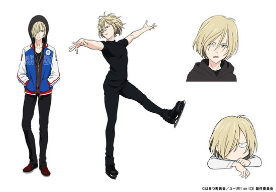Yuri!!! On Ice Backgrounds on Wallpapers Vista