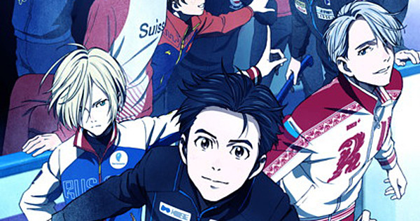 Yuri!!! On Ice Backgrounds, Compatible - PC, Mobile, Gadgets| 600x315 px