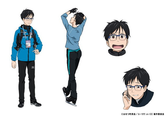 Yuri!!! On Ice High Quality Background on Wallpapers Vista