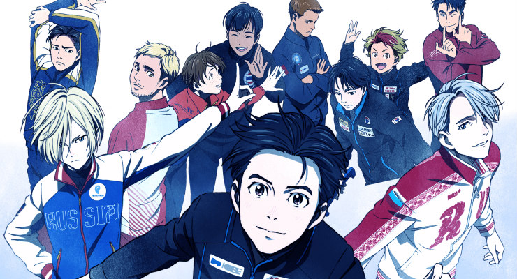 Yuri!!! On Ice Pics, Anime Collection