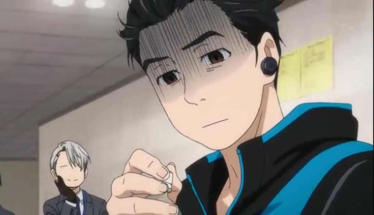 Nice wallpapers Yuri!!! On Ice 1200x689px