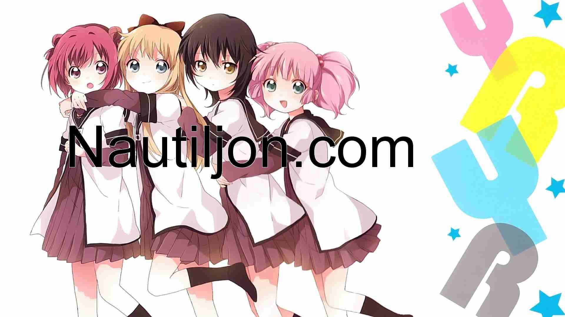 HD Quality Wallpaper | Collection: Anime, 1920x1080 Yuru Yuri