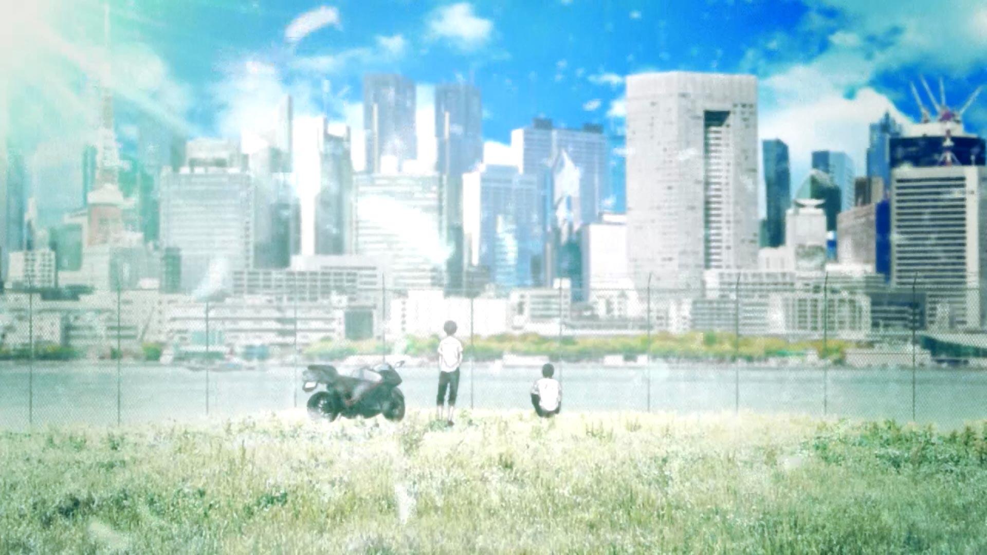 HD Quality Wallpaper | Collection: Anime, 1920x1080 Zankyou No Terror
