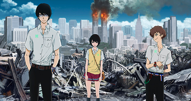 Zankyou No Terror Pics, Anime Collection