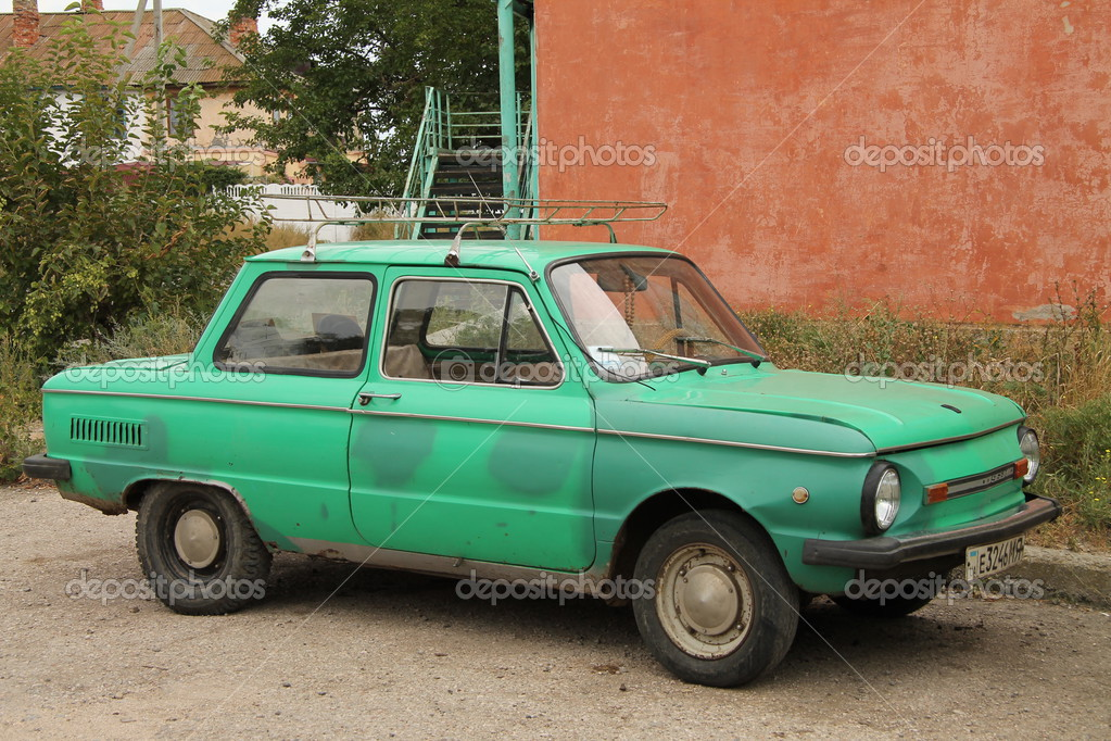 HD Quality Wallpaper | Collection: Vehicles, 1023x682 Zaporozhets