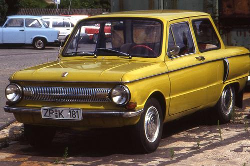 Zaporozhets Pics, Vehicles Collection