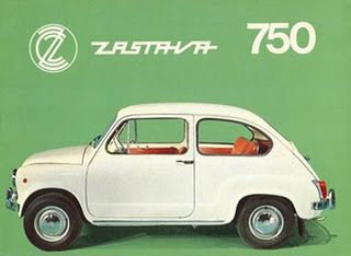 Nice Images Collection: Zastava 750 Desktop Wallpapers