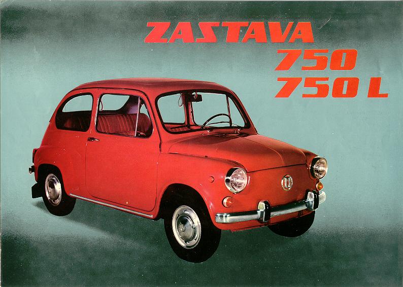 Images of Zastava 750 | 794x566