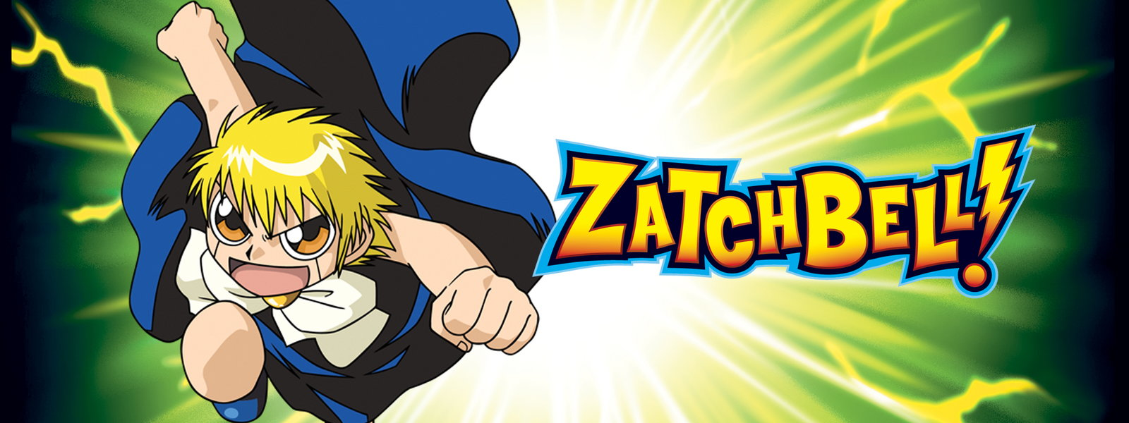 Zatch Bell Backgrounds, Compatible - PC, Mobile, Gadgets  1600x600 px