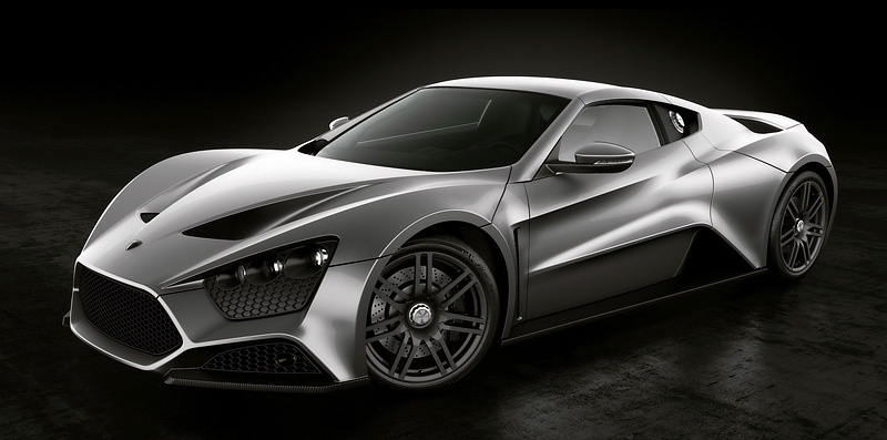 Zenvo ST1 HD wallpapers, Desktop wallpaper - most viewed