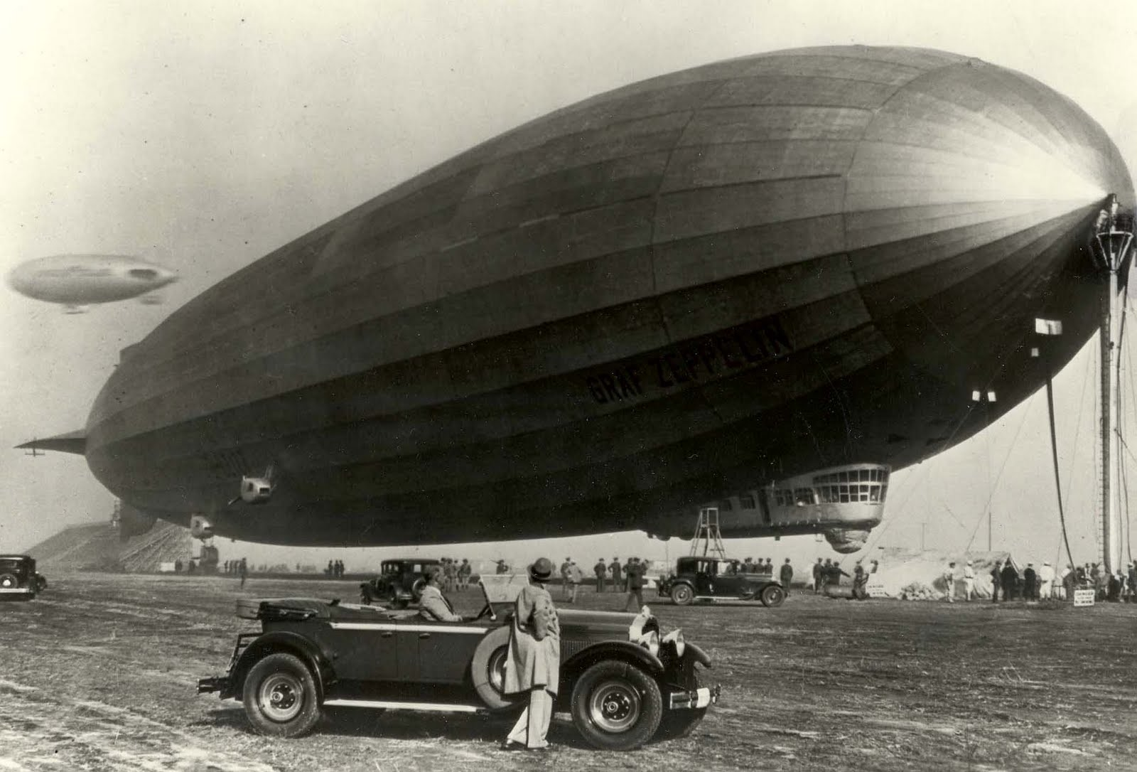Zeppelin Pics, Vehicles Collection
