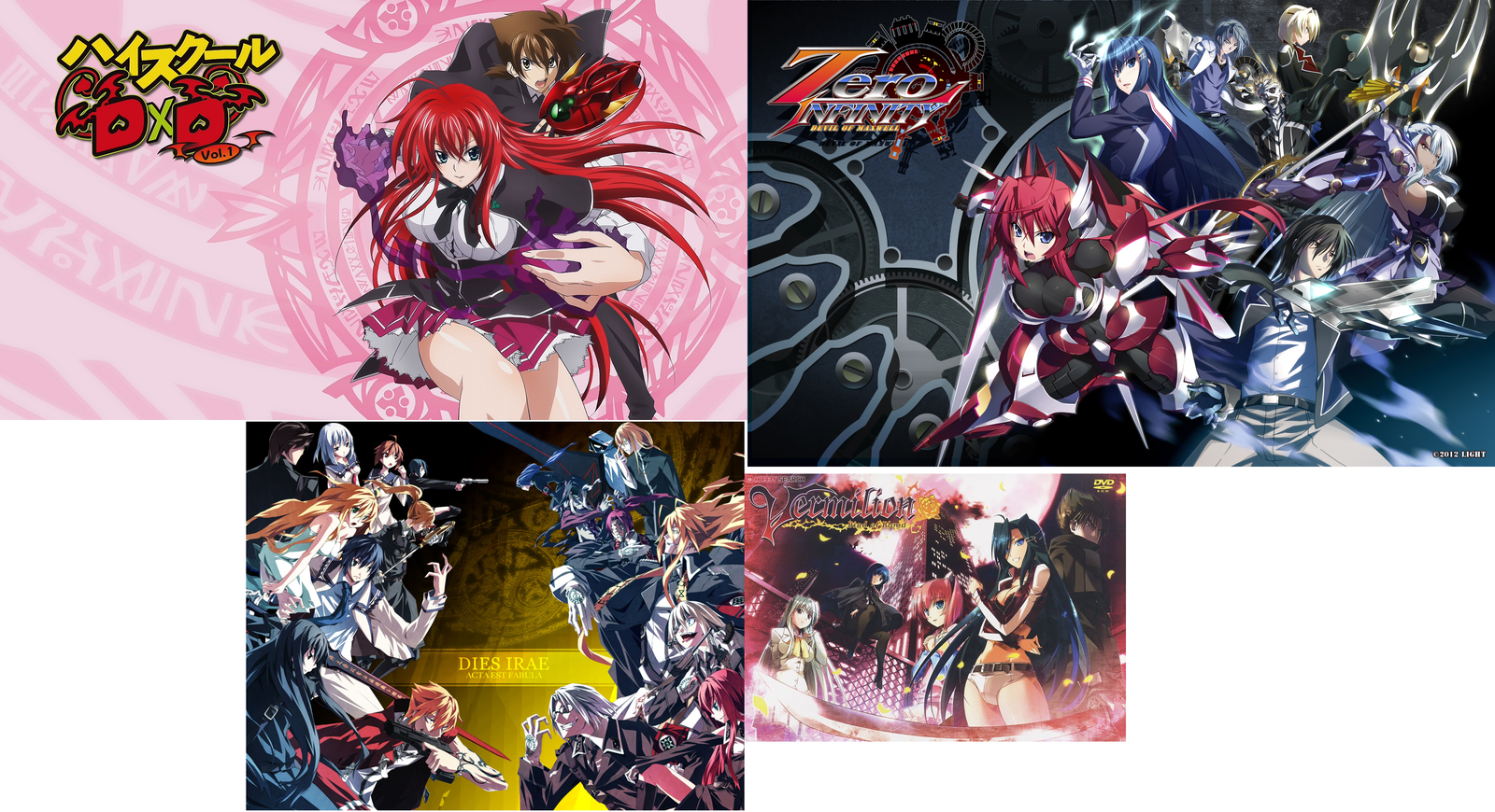 Zero Infinity -devil Of Maxwell Backgrounds, Compatible - PC, Mobile, Gadgets  1600x870 px