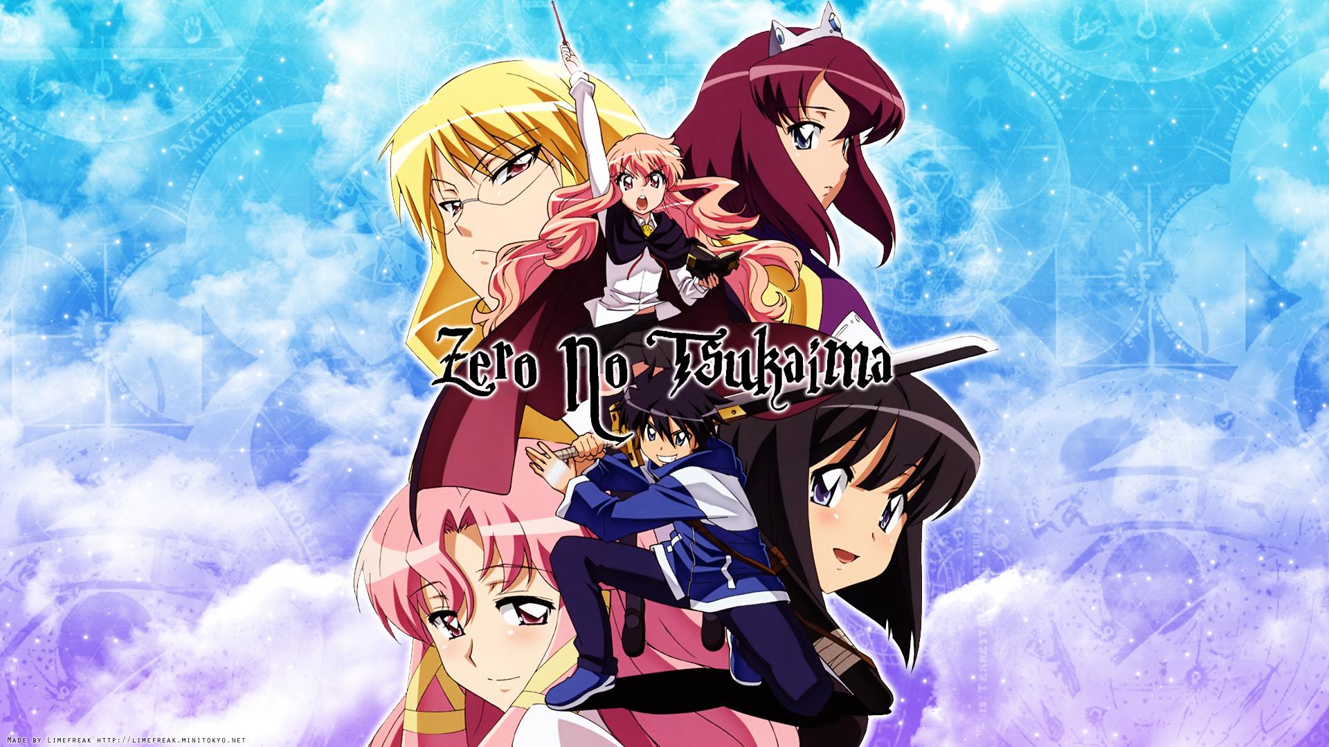 Zero No Tsukaima Pics, Anime Collection