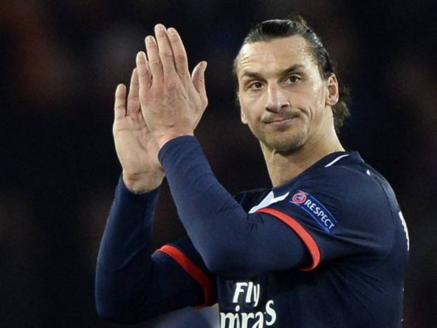 HD Quality Wallpaper | Collection: Sports, 620x465 Zlatan Ibrahimovic