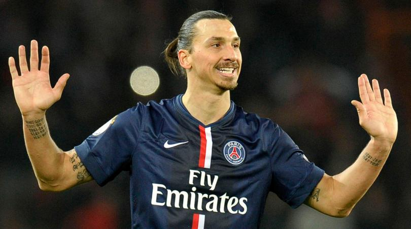 HD Quality Wallpaper | Collection: Sports, 810x451 Zlatan Ibrahimovic