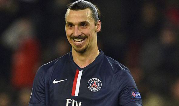 HD Quality Wallpaper | Collection: Sports, 590x350 Zlatan Ibrahimovic