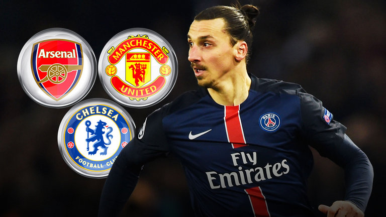 High Resolution Wallpaper | Zlatan Ibrahimovic 768x432 px