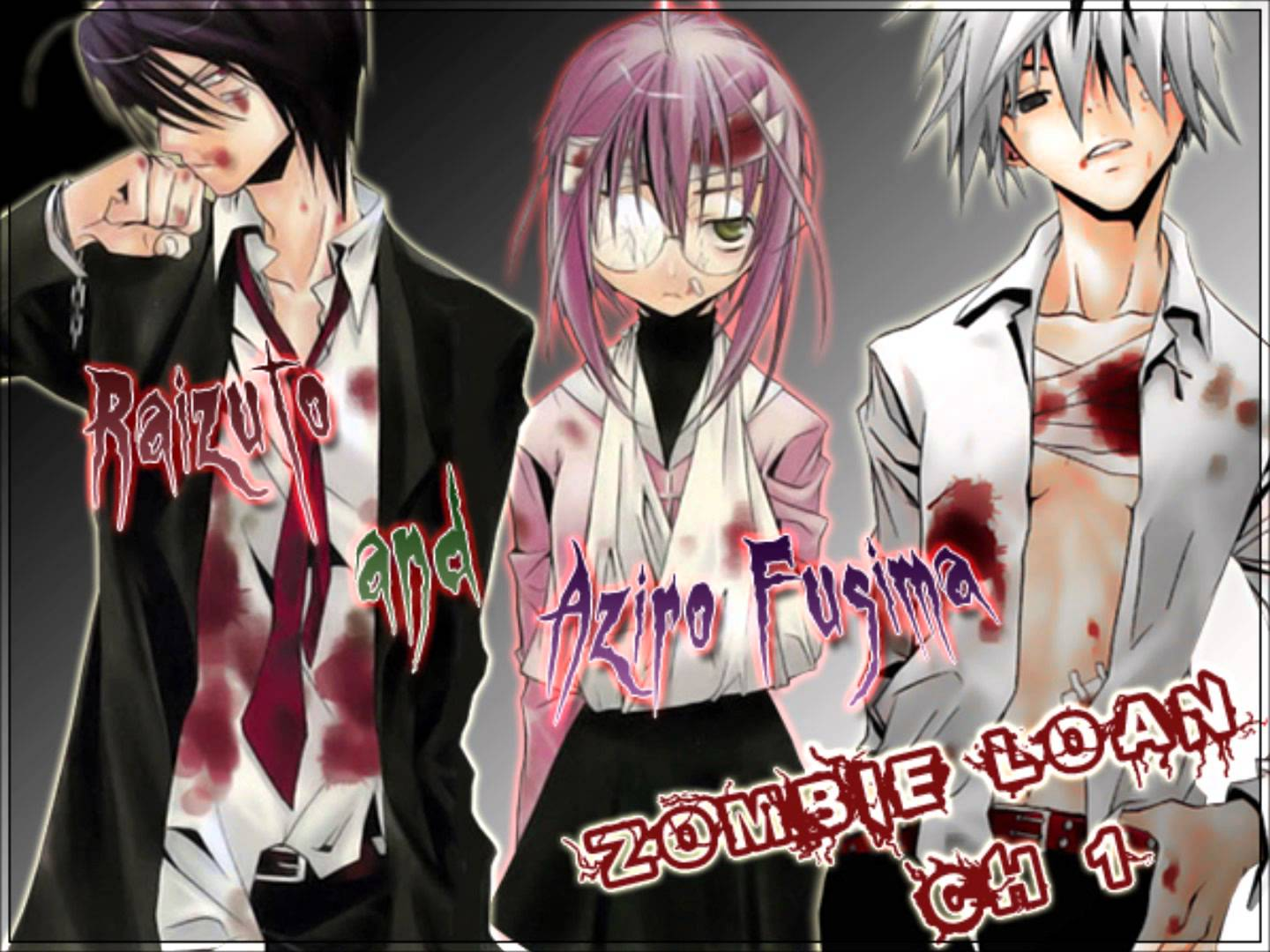 Zombie-Loan Pics, Anime Collection