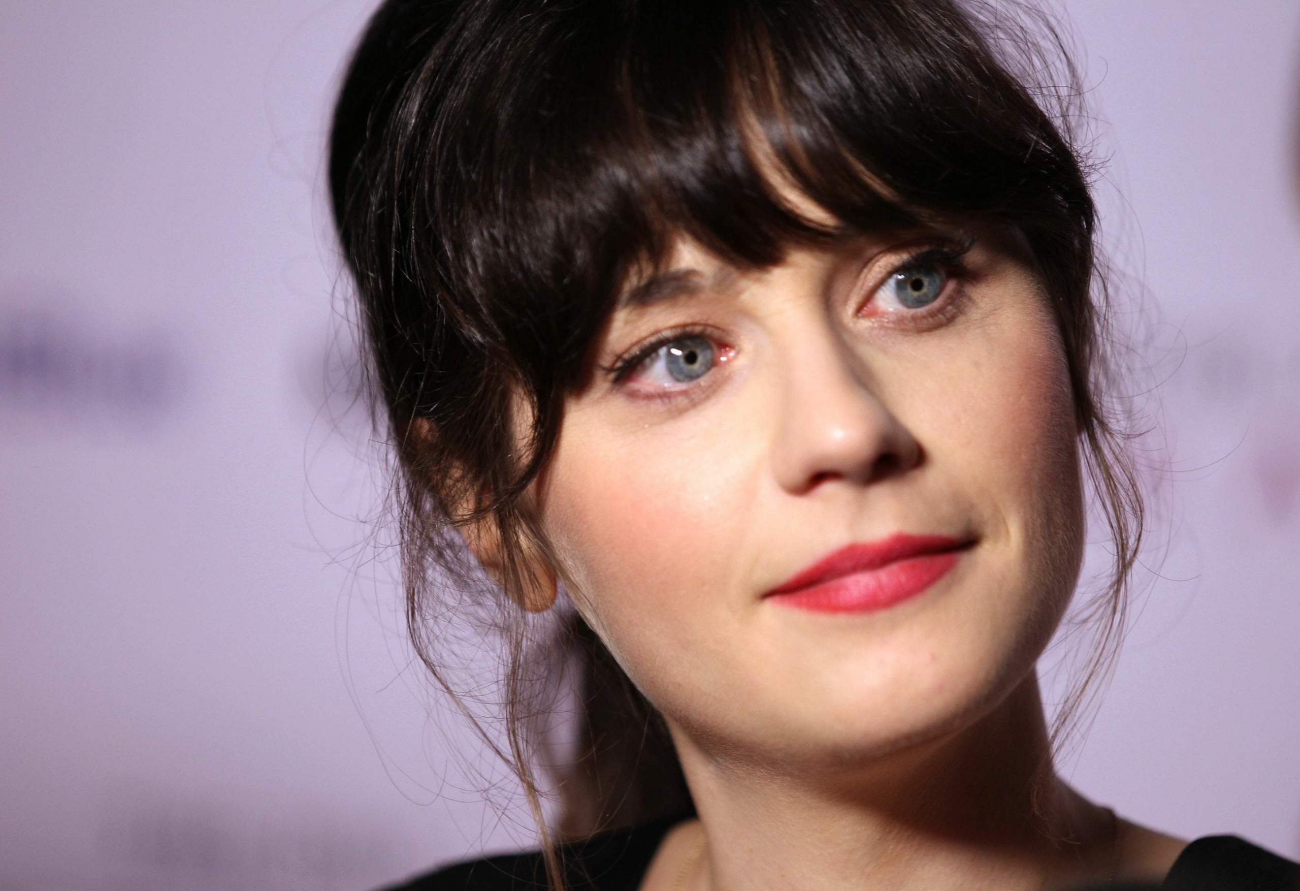 HD Quality Wallpaper | Collection: Celebrity, 2560x1754 Zooey Deschanel