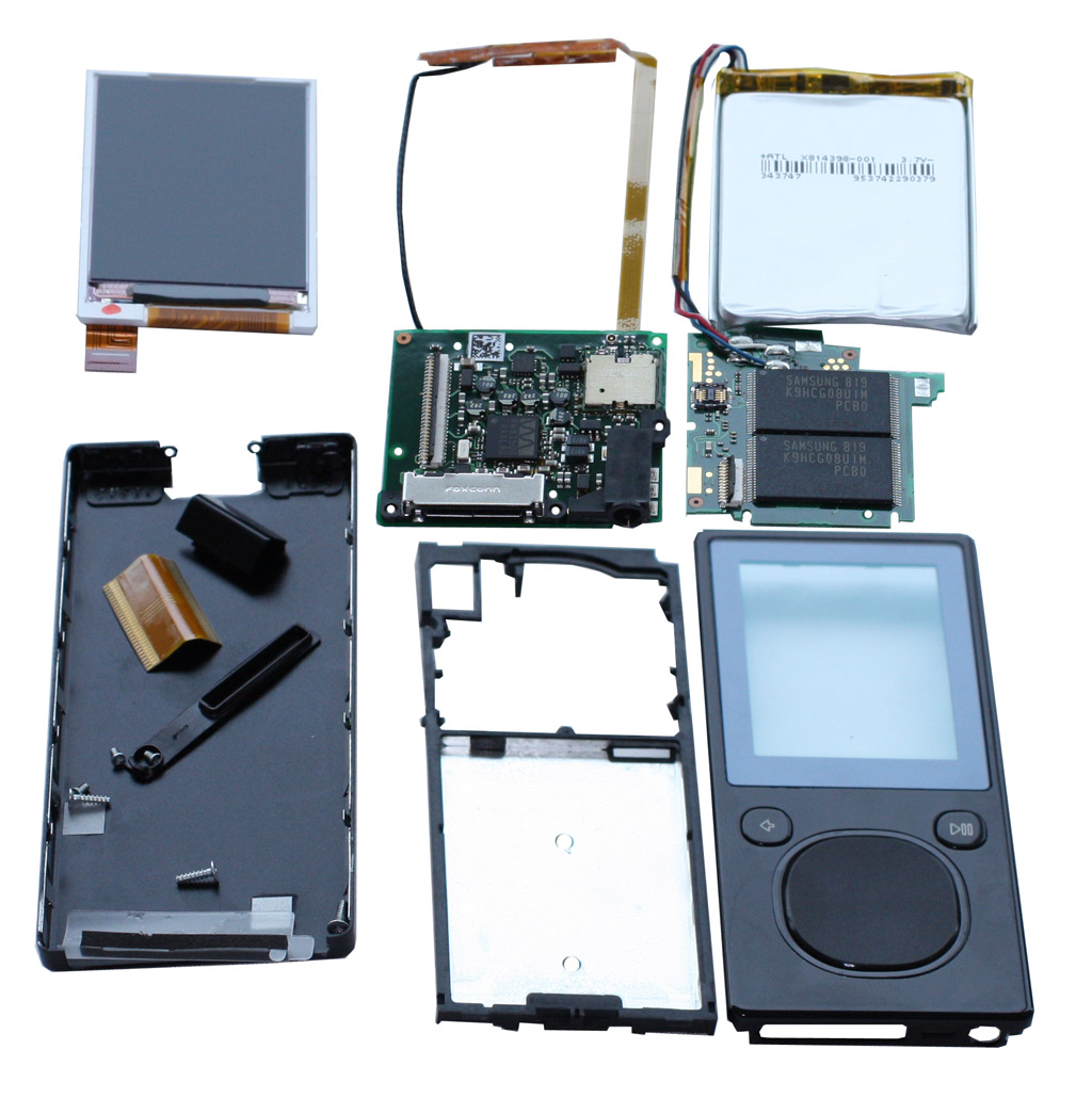 Zune Pics, Products Collection