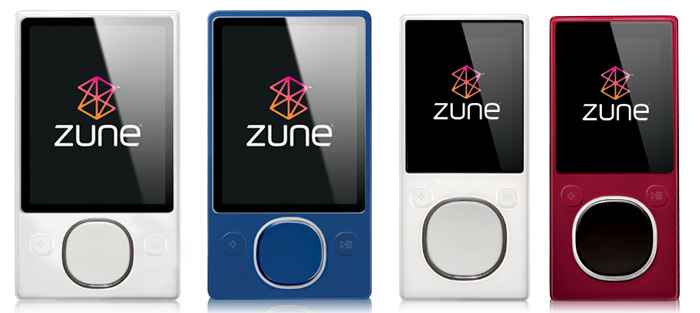 Nice wallpapers Zune 700x313px