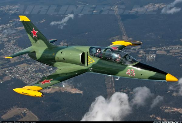 preview Aero L-39 Albatros