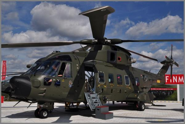 preview AgustaWestland AW101