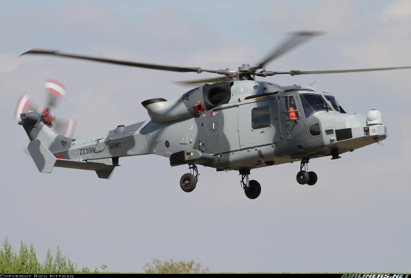 preview AgustaWestland AW159 Wildcat