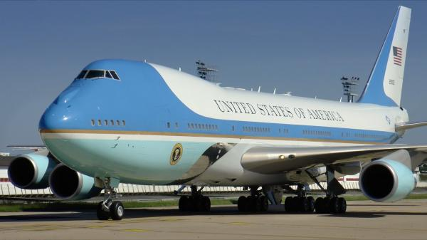 preview Air Force One