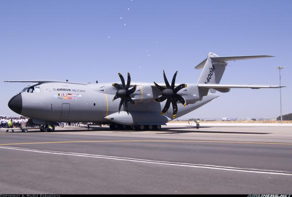 preview Airbus A400M