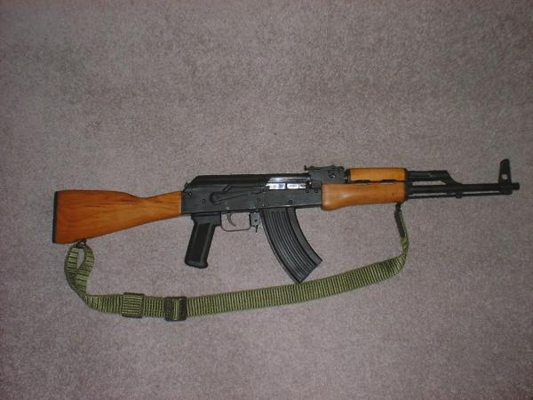 preview AK-47 Rifle