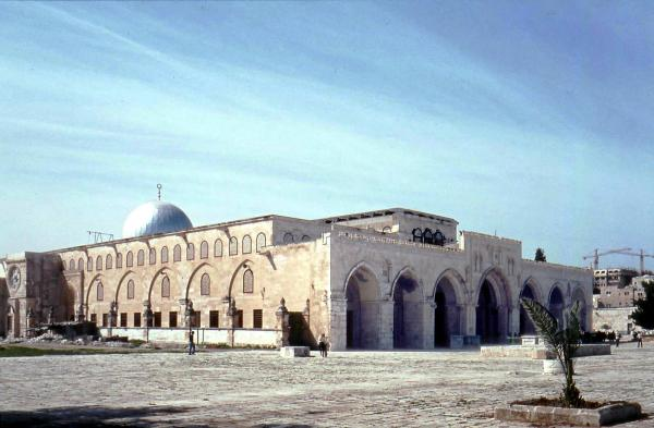 preview Al-Aqsa Mosque