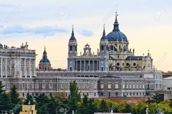 preview Almudena Cathedral