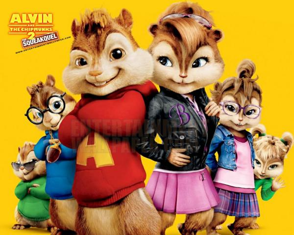 preview Alvin And The Chipmunks