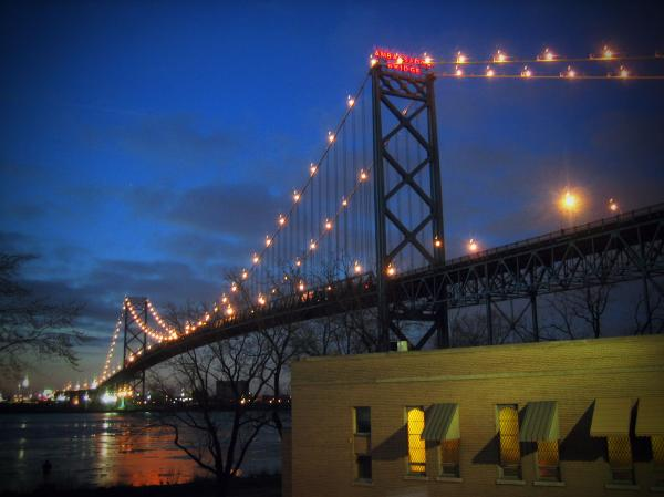 preview Ambassador Bridge