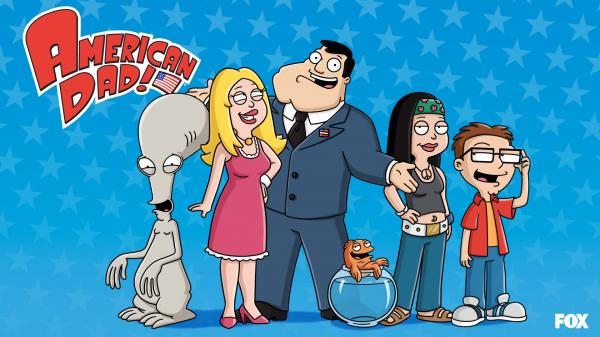 preview American Dad!