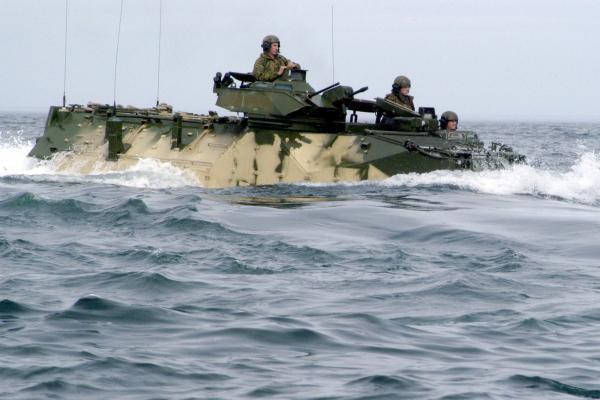 preview Amphibious Assault Vehicle