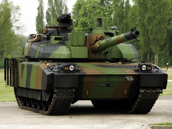 preview AMX Leclerc