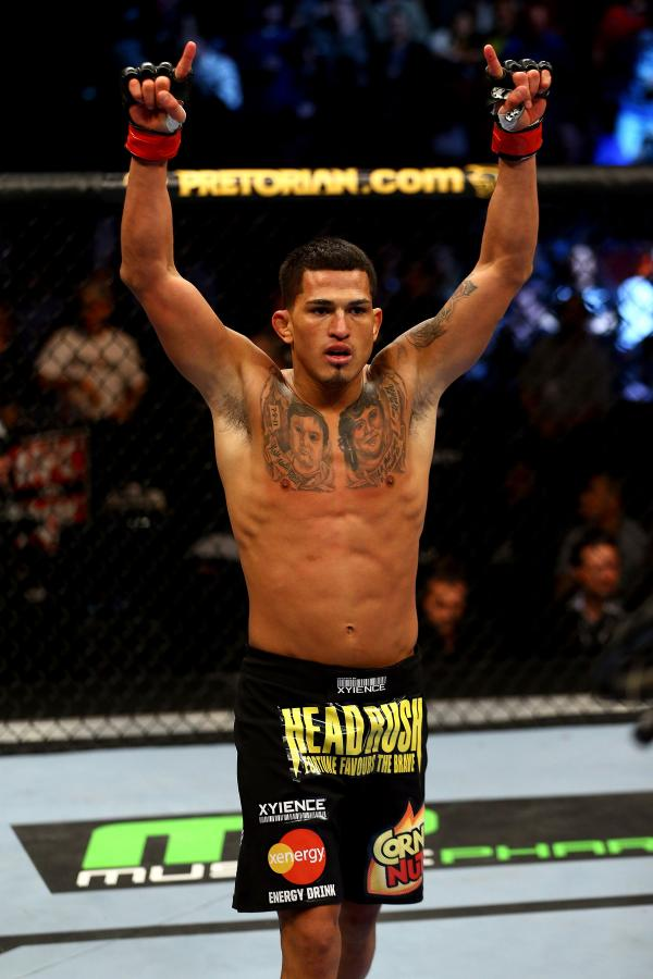 preview Anthony Pettis