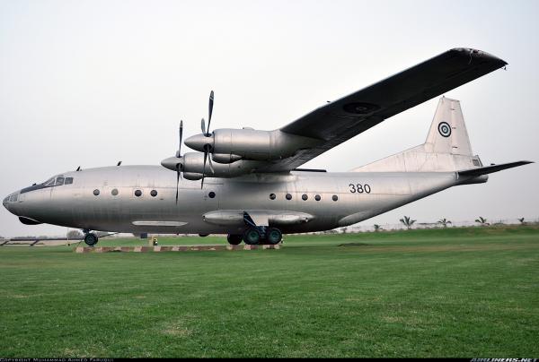 preview Antonov An-12
