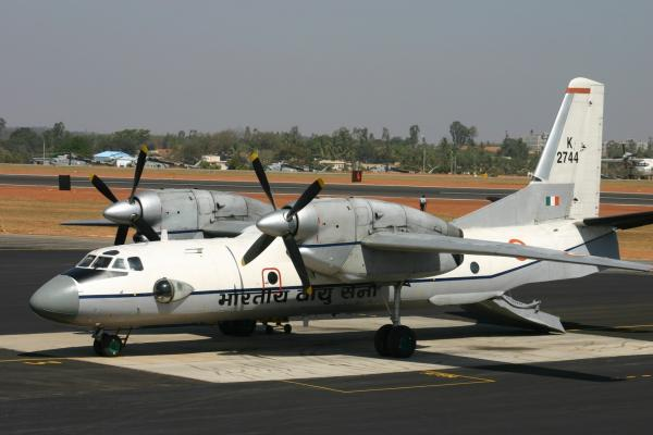 preview Antonov An-32