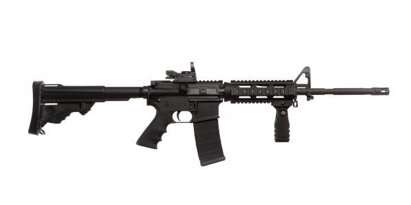 preview Assault Rifle
