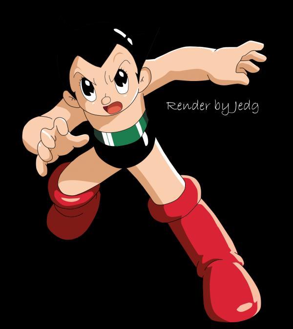 preview Astro Boy